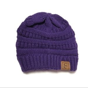 Mens Women's Beanie Winter Hat Cable Knit Adult